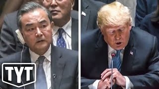 Download China's HILARIOUS Reaction To Trump Video