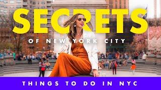 Download Secret Spots in NYC | Hidden Restaurants, Bars, Passageways, and More Video