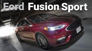 Download Ford Fusion Sport- Un lobo con piel de oveja | Autocosmos Video