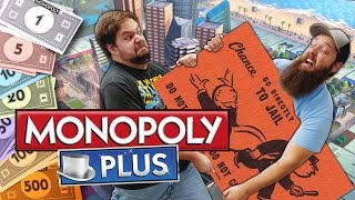 Download GO TO JAIL PLS! | Monopoly Plus Gameplay Video