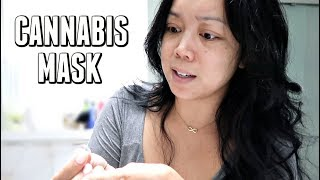 Download I Try a Cannabis Mask for the First Time - ItsJudysLife Vlogs Video