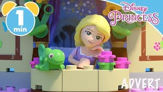 Download Rapunzel in ″Escape from the Tower″ | LEGO Short | Disney Princess | #ADVERT Video