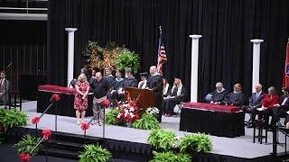 Download Central High School honors Emma Walker at graduation Video