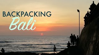 Download BACKPACKING BALI // Canggu, Indonesia Video