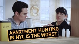 Download Apartment Hunting in NYC is the Worst Video