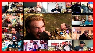 Download AVENGERS INFINITY WAR Trailer Reaction Mashup Video