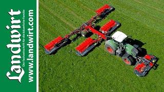 Download SIP Mähwerk mit 15 m Arbeitsbreite | landwirt Video