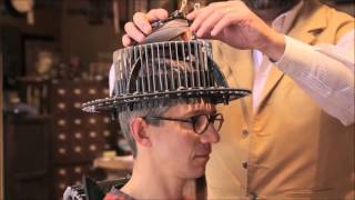 Download How custom cowboy hats are made by O'Farrell Hat Company, Santa Fe Video