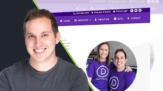 Download How to Customize the Top Header in Divi Video