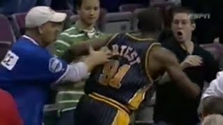 Download Sports Players Fighting with Fans Compilation Video