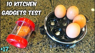 Download 10 Kitchen Gadgets put to the Test - part 17 Video