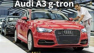 Download 2018 Audi A3 g-tron Production Video
