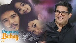 Download Magandang Buhay: Aga's touching message for his son Luigi Video
