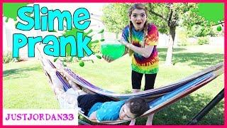 Download Slime Pranks On My Family / JustJordan33 Video