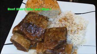 Download Beef Short Ribs & Gravy: Meso's best Video