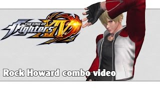 Download KoF XIV: Rock Howard combo video (ver. 2.00) Video