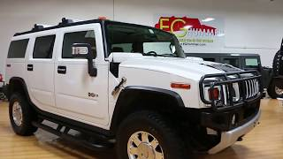 Download SOLD 2009 Hummer H2 Luxury For Sale~ONLY 6,457 LOW MILES~Rare 2nd Row Caption Seats Video