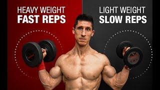 Download How to Perform Reps for Most Muscle Growth Video