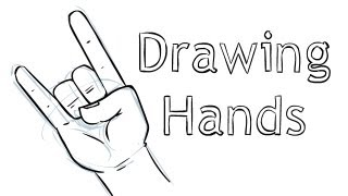 Download How to draw Hands Video