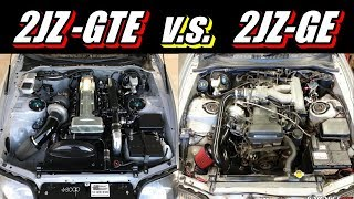 Download 2JZ-GTE v.s. 2JZ-GE - Which Is Better? (You Decide!) Video