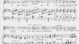Download Claude Debussy Nuit d'étoiles Video