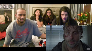 Download The Walking Dead S7 E1 - REACTION!!! FULL VERSION PART 1 Video