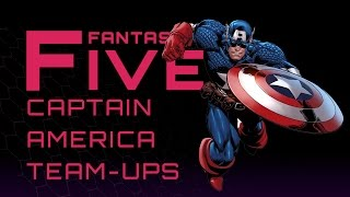 Download 5 Best Captain America Team-ups - Fantastic Five Video