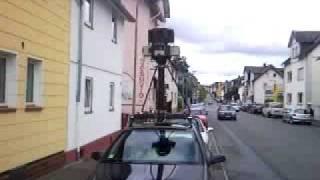 Download Google Streetview - Germany Hessen / Gießen / Wettenberg Video