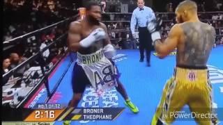 Download Adrian Broner vs Ashley Theophane full fight Video