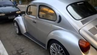 Download Fusca Itamar 95 rodas 17 e ar top de linha Video