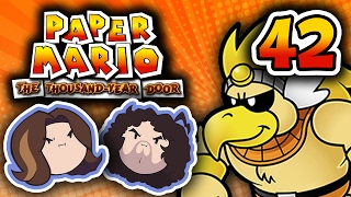 Download Paper Mario TTYD: Rawk Hawk Is The Champ - PART 42 - Game Grumps Video