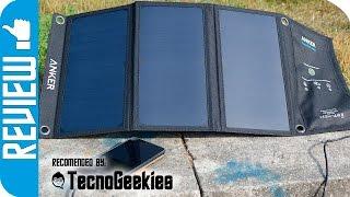 Download Cargadores USB Anker - Solar - PowerBank - Mechero Video