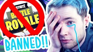 Download MY WIFE BANNED ME FROM FORTNITE: BATTLE ROYALE..!! Video