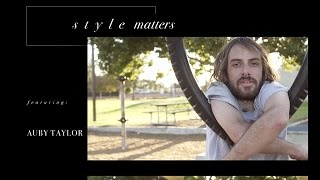 Download Auby Taylor - Style Matters Video