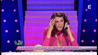 Download Nicole Ferroni [30] Le numéro vert pour les implants mammaires - ONDAR Video