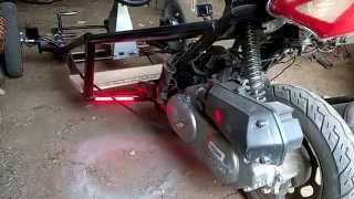 Download Three Wheeled Go Kart (Homemade) Video