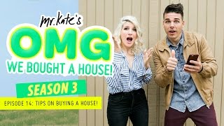 Download Tips on Buying a House! | OMG We Bought A House! Video