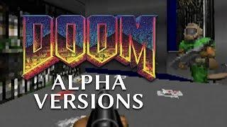 Download DOOM ⭐ Early Alpha Versions Video