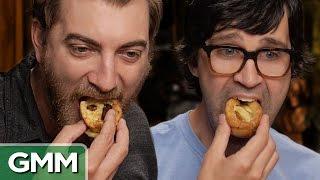 Download British Food Taste Test ft SORTEDfood Video