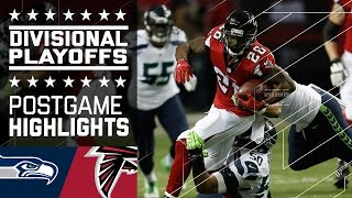 Download Seahawks vs. Falcons | NFL Divisional Game Highlights Video