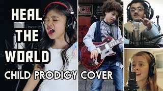 Download Michael Jackson Tribute - Heal The World - Child Prodigy Cover | Maati Baani Video