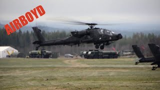 Download AH-64 Apache Helicopter Formation Flight Training Video