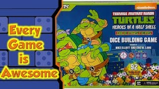 Download Every Game is Awesome - TMNT Dicemasters: Heroes in a Half Shell Video