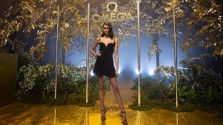 Download OMEGA launches Trésor in Berlin with Kaia Gerber Video