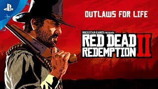 Download Red Dead Redemption 2 - Launch Trailer   PS4 Video