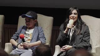 Download CAPERNAUM: Q+A with Nadine Labaki, Khaled Mouzanar and Zain al Raffea Video