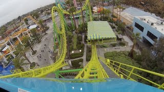 Download Boomerang (Front Seat HD POV) - Knott's Berry Farm Video