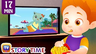 Download ChaCha Watches Too Much TV + More Good Habits Bedtime Stories & Moral Stories for Kids – ChuChu TV Video