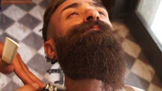 Download Tutorial - La Barbieria di Milano - Beard Trimming Video