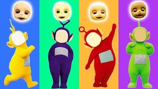 Download Wrong Face Teletubbies Babies Learn Colors Finger Family Song Nursery Rhymes for Kids Video
